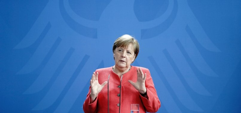 MERKEL: EU TO EXTEND RUSSIA SANCTIONS FOR ANOTHER SIX MONTHS