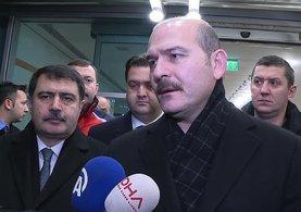 İçişleri Bakanı Soylu'dan terör açıklaması