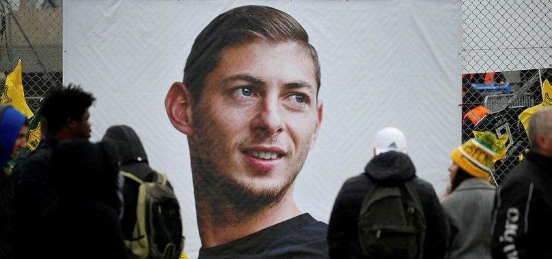 UK POLICE ARREST MAN OVER EMILIANO SALAS PLANE CRASH DEATH