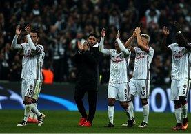Beşiktaş'tan müthiş geri dönüş: 3-3