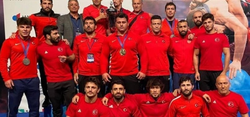 13 TURKISH WRESTLERS CONTRACT COVID-19