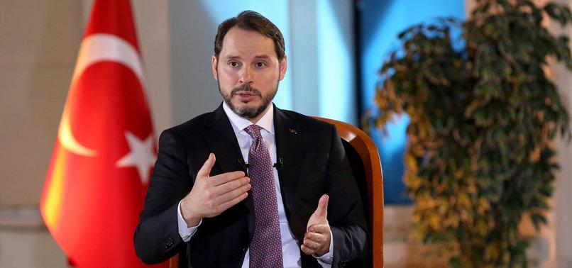 MANY VIRUS-HIT FIRMS, SECTORS CAN DELAY TAXES: TURKEYS ALBAYRAK