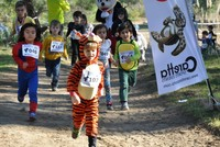 Children will test their limits on a race course at an upcoming running event to promote the preservation of loggerhead sea turtles, also known as caretta carettas, in Antalya on Dec. 24. The...