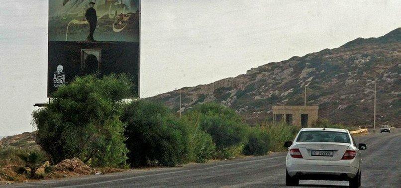 ISRAEL SHELLS LEBANON AFTER ROCKETS FIRED OVER BORDER