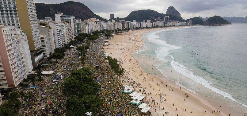 BRAZIL REGISTERS 1,202 COVID-19 DEATHS
