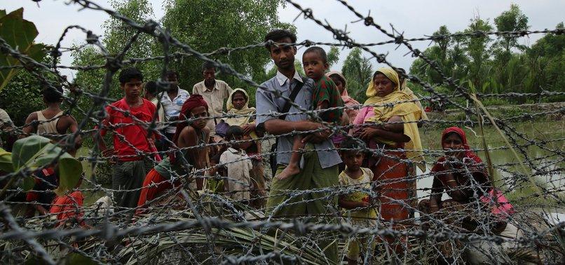 RAKHINE STATE NOT SAFE FOR ROHINGYA MUSLIMS TO RETURN - GLOBAL WATCHDOG