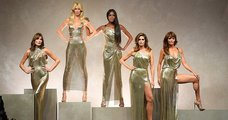 Altın kızlar podyumda!