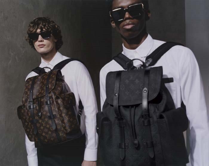 Louis Vuitton Temel Parçaları: Christopher & Soft Trunk