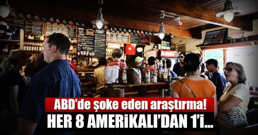 Her 8 Amerikalıdan biri alkol bağımlısı
