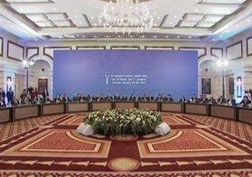 Astana'dan beklenen açıklama: Suriye'deki sorun askeri yöntemle çözülemez