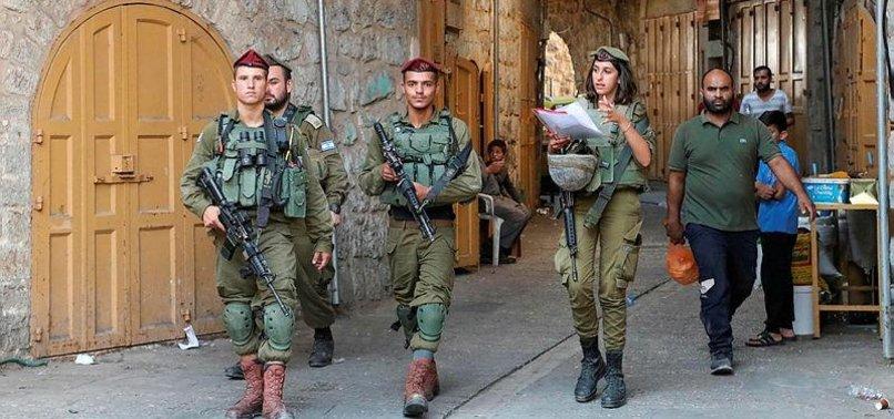 ISRAEL DETAINS 23 PALESTINIANS IN WEST BANK RAIDS