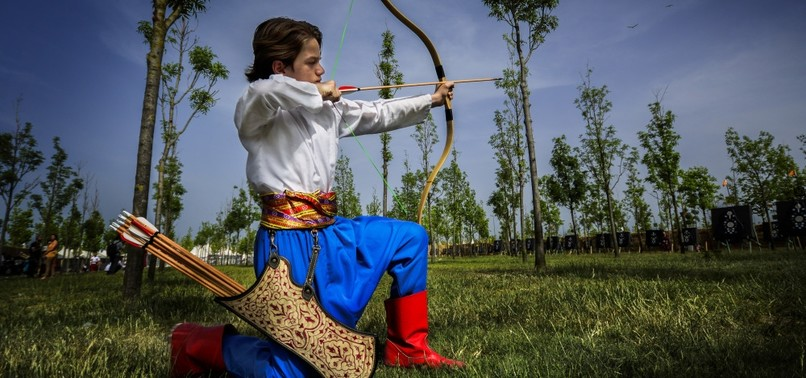 ISTANBUL FESTIVAL TO REVIVE ANCIENT SPORTS