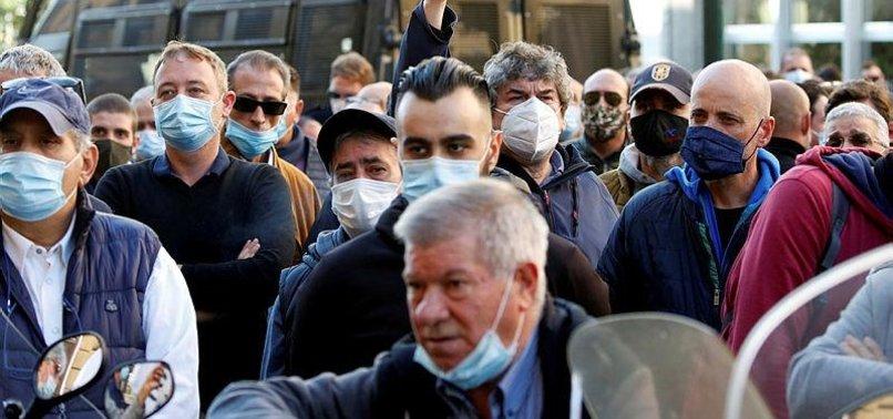ITALY REPORTS 15 CORONAVIRUS DEATHS ON THURSDAY, 5,057 NEW CASES