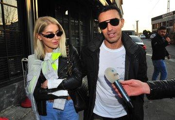 Mustafa Sandal ve Melis Sütşurup ayrıldı