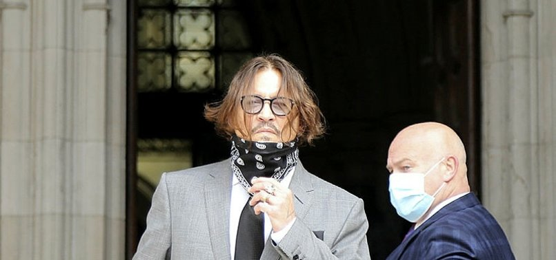 DEPP TELLS COURT EX-WIFE ATTACKED HIM ON NIGHT HE LEARNED HED LOST $650 MILLION