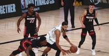 Miam Heat take down Boston Celtics, move on to NBA Finals
