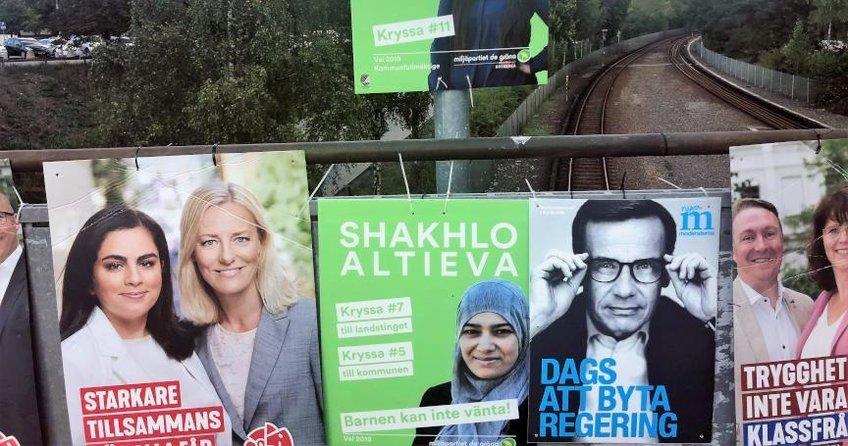 İsveç'te aşırı sağ korkusu