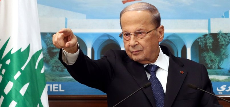 LEBANESE PRESIDENT WARNS OF HELL IF NO NEW GOVT IS FORMED