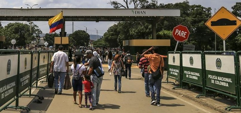 NEARLY 5,000 PEOPLE LEAVING VENEZUELA EVERY DAY: UN