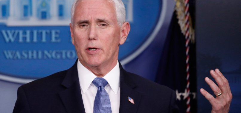 US CAN PASS PANDEMIC BY JUNE: VICE PRESIDENT