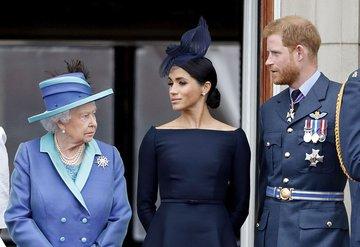 Kraliyet Ailesinden Meghan Markle ve Prens Harrye karşı hamle!
