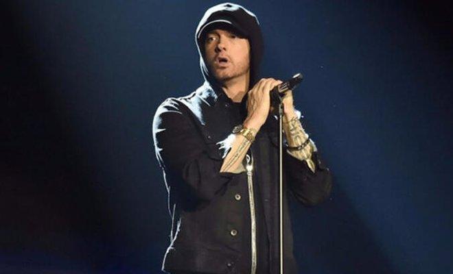 Eminem, 1 Milyar İzlenme Bandını Aştı