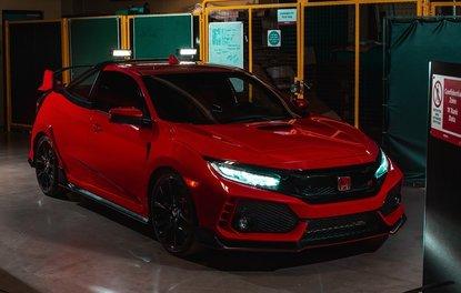 Honda Civic Type R'den Pickup yaptılar