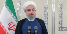 Rouhani condemns United States for 'crimes' against Iran