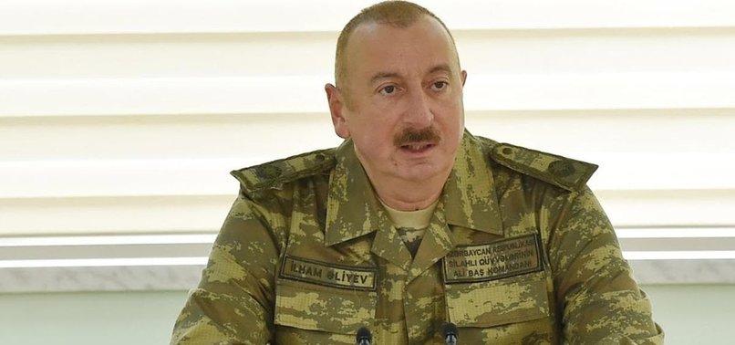 AZERBAIJAN SAYS MARTYRDOM OF SOLDIERS AVENGED
