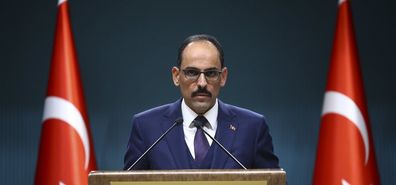 TURKISH SPOKESMAN SAYS 'VERY CRITICAL STAGE IN IDLIB'
