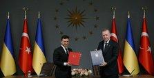 Turkey, Ukraine sign military cooperation agreements