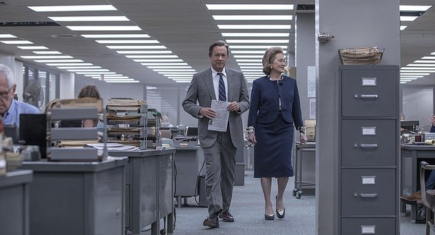 STEVEN SPİELBERG'İN SON FİLMİ THE POST'A LÜBNAN'DA YASAK