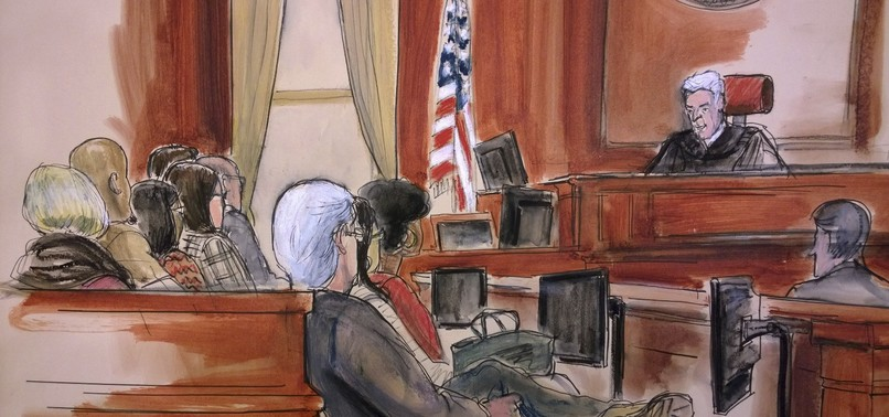 JUDGE IN IRAN SANCTIONS CASE SENTENCES TURKISH BANKER TO 32 MONTHS IN PRISON
