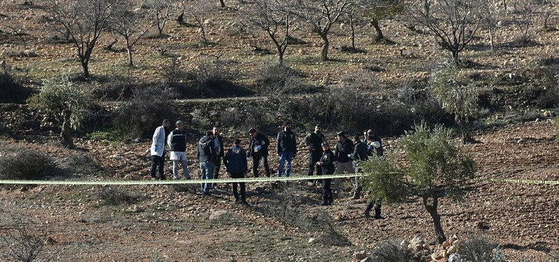 ROCKET FIRED BY PYD/PKK TERROR GROUP TARGETS TURKEYS KILIS