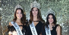 Şevval Şahin crowned Miss Turkey World 2018