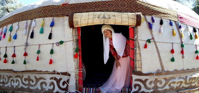 KYRGYZ TURKS BRING CENTRAL ASIAN CULTURE TO CAPPADOCIA