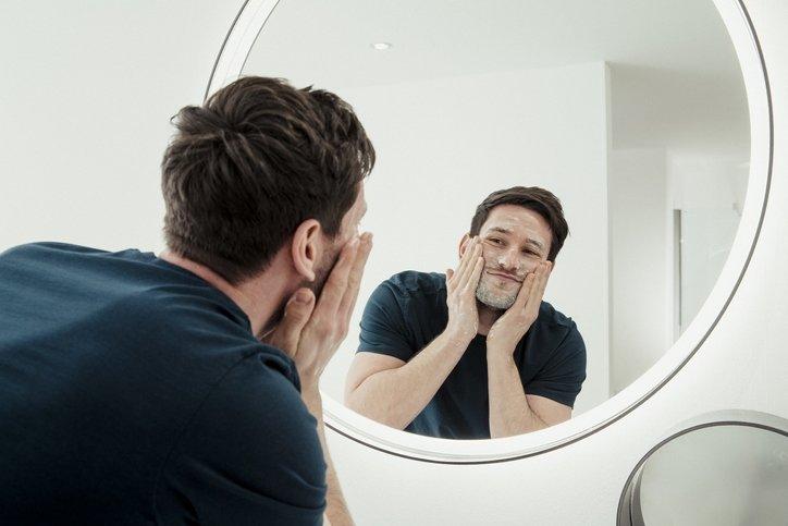 Erkeklere özel: Gözenekler için çözüm