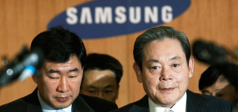 LEE KUN-HEE, FORCE BEHIND SAMSUNG'S RISE, DIES AT AGE OF 78