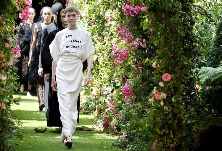 Dior Haute Couture Sonbahar/Kış 2019-20