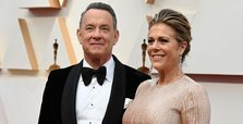 Tom Hanks and wife back in US after contracting virus