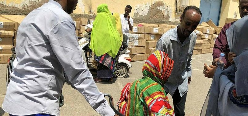 TIKA DISTRIBUTES WHEELCHAIRS AND VOCATIONAL SUPPLIES TO DISABLED PEOPLE IN DJIBOUTI
