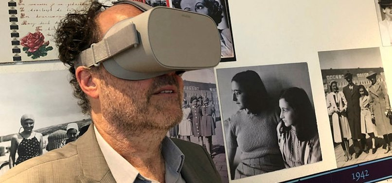 ANNE FRANK HOUSE MUSEUM UNVEILS VIRTUAL REALITY TOUR