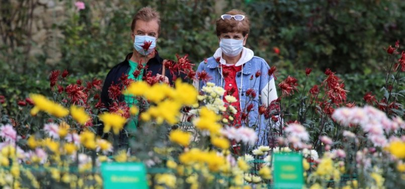UKRAINE REPORTS RECORD DAILY HIGH OF NEW CORONAVIRUS CASES, DEATHS
