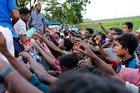 Arakanlı Müslümanlar Bangladeş'te açlık tehlikesiyle karşı karşıya