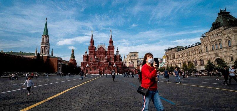 RUSSIAS NEW CORONAVIRUS CASES HIT HIGHEST SINCE JUNE 23