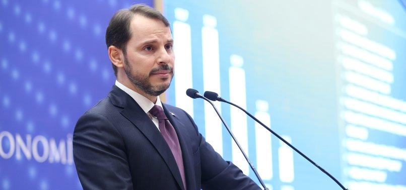 MINISTER ALBAYRAK UNVEILS TURKEYS NEW ECONOMIC PROGRAM FOR 2021-2023