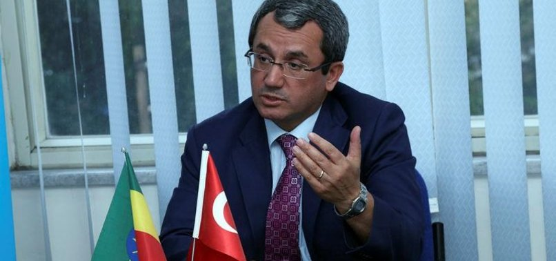 TURKEY WANTS TO OPEN EMBASSIES IN ALL AFRICAN STATES