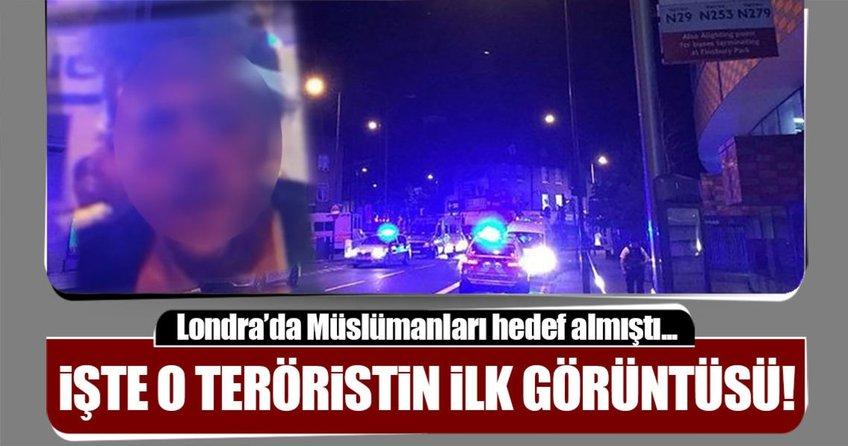 İşte O terörist!
