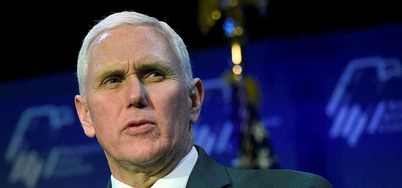 VP PENCE PLEDGED SUPPORT TO GUAIDO IN PHONE CALL