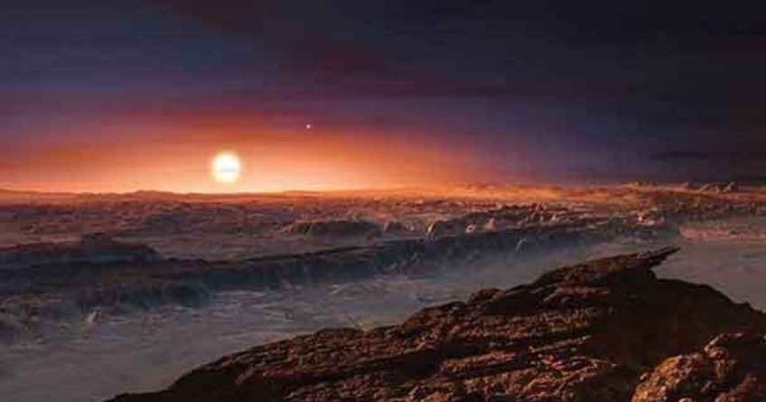 Güneş'e en yakın gezegen: Proxima b